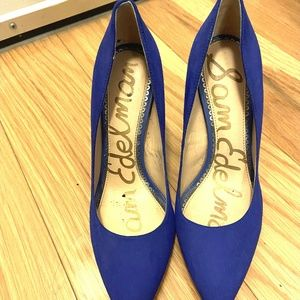 Sam Edelman Women's Danna Pump - Royal Blue